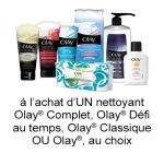 Coupon Rabais pgEveryDay Imprimable De 0.75$ Sur Olay