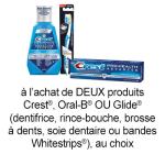 Coupon Rabais A Imprimer Sur Soins Bucco-dentaires De 2$ Sur pgEveryDay