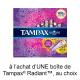 Coupon Rabais Tampax A Imprimer Pour Économiser 1$