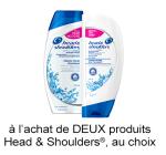 Nouveau Coupon Rabais Head & Shoulders Imprimable De 2$