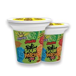 Coupon Rabais Postal Sur Maynards Sour Patch Kids Go-paks De 0.70$