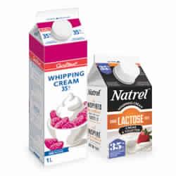 Nouveau Coupon Rabais Postal Sur Natrel And Sealtest Cream De 0.75$
