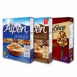 Obtenez Le Coupon Rabais Par La Poste Sur Alpen Cereal De 1.50$