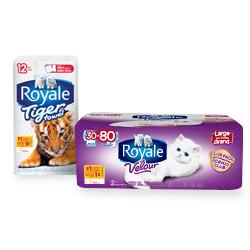 Coupon Rabais Royale Par La Poste De 1$ Sur Walmart