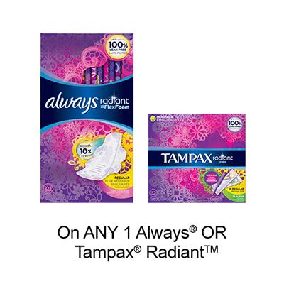 Coupon Rabais Feminine Care Imprimable De 2$ Sur UniPrix