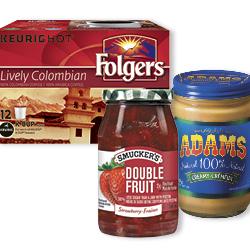 Nouveau Coupon Rabais Postal Sur Smuckers. Adams And Folgers De 3$