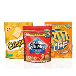 Obtenez Le Coupon Rabais Par La Poste Sur Crispers. Ritz Chips And Bits & Bites De 1$