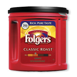 Coupon Rabais Folgers Postal De 2$ Sur Walmart