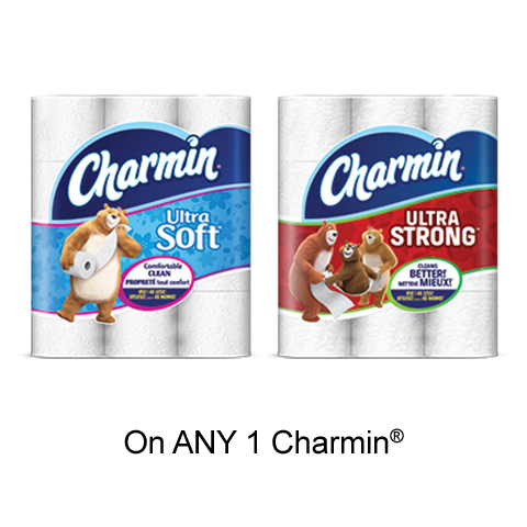 Get This New Printable Voucher On Charmin