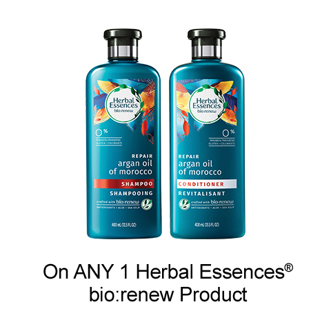 Herbal Essences Printable Voucher To Save $1 By pgEveryDay