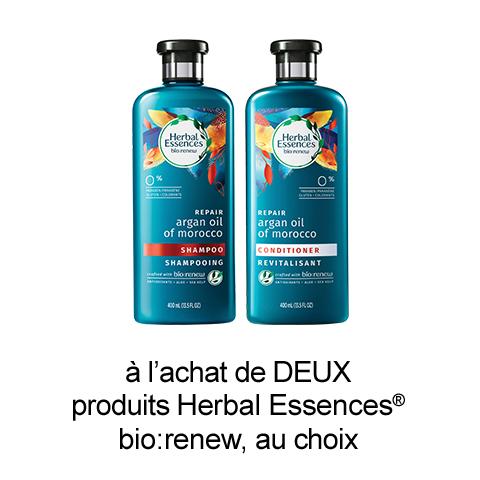 Nouveau Coupon Rabais A Imprimer Gratuit Herbal Essences De 2.5$
