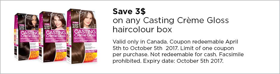 Walmart: Get This Casting Crème Gloss Printable Coupon To Save $3
