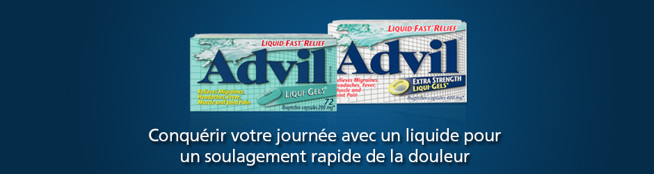 Coupon Rabais A Imprimer Sur Advil De 4$ Sur Walmart