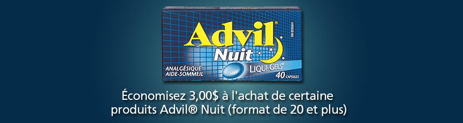 Nouveau Coupon Rabais A Imprimer Gratuit Advil De 3$