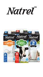 Coupon Rabais Natrel Imprimable Pour Économiser 1$