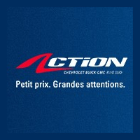 La circulaire de Action Chevrolet Buick Gmc Rive Sud - Automobile & Véhicules