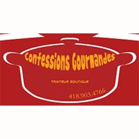 La circulaire de Confessions Gourmandes - Traiteur