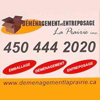 La circulaire de Déménagement Et Entreposage La Prairie - Services