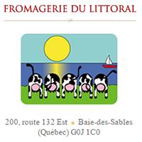La circulaire de Fromagerie Du Littoral - Alimentation & épiceries