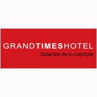La circulaire de Grand Times Hotel - Tourisme & Voyage