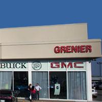 La circulaire de Grenier Chevrolet Buick Gmc - Automobile & Véhicules