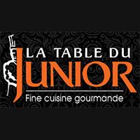 La circulaire de La Table Du Junior Fine Cuisine Gourmande - Restaurants