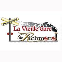 La circulaire de La Vieille Gare De Richmond - Salles Banquets - Réceptions