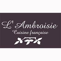 La circulaire de L'ambroisie Cuisine Française - Salles Banquets - Réceptions