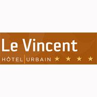 La circulaire de Le Vincent Hôtel Urbain - Tourisme & Voyage