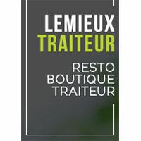 La circulaire de Lemieux Traiteur - Traiteur