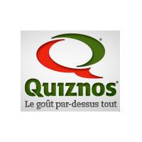 La circulaire de Quiznos à Montréal