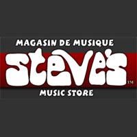 Le Magasin Steve's – Magasin De Musique - Instruments De Musique