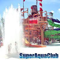 La circulaire de Super Aqua Club - Divertissement