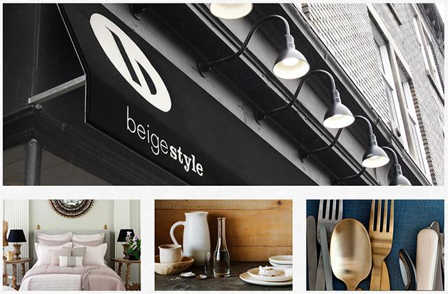 Beige Style Design D