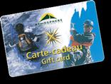 Carte Cadeau Atmosphere Sports Plein Air