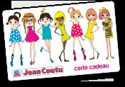 Carte Cadeau Jean Coutu Fille