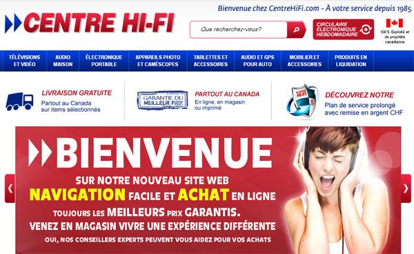 Circulaire En Ligne Centre Hi Fi
