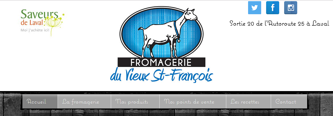 Circulaire fromagerie du vieux st fran ois circulaire for Horaire costco laval