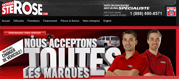 Circulaire honda ste rose circulaire for Horaire costco laval