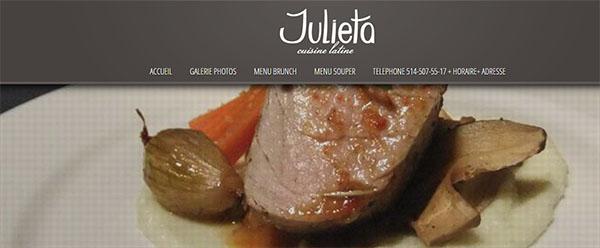 Circulaire julieta circulaire for Cuisine ta ligne