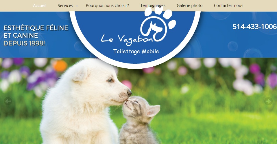 Le Vagabon Toilettage Mobile