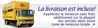 Livraison Incluse Chez Meubles Léon