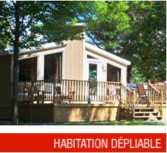 Maisons Laprise Habitation Dépliable