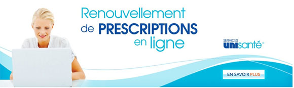 Pharmacie Uniprix En Ligne Renouvellement Prescriptions