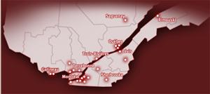 Trouver un Restaurants Scores Au Québec
