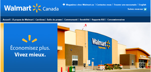 Walmart Circulaire En Ligne