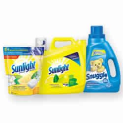 Walmart: Coupon Rabais Sunlight Gratuit Par La Poste De 3$