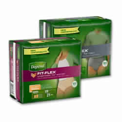 Walmart: New Depend Mail Voucher -  $4 Off Any Depend Product