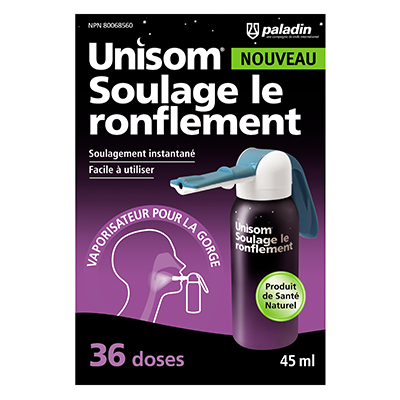 Coupon Rabais A Imprimer Sur Unisom Soulage Le Ronflement De 5$