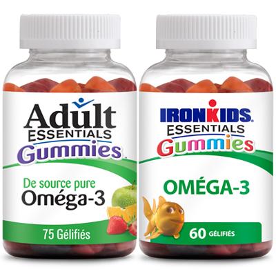 Coupon Rabais Adult Essentials & Ironkids Essentials Imprimable De 2$ Sur Save